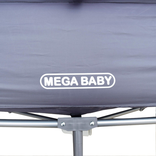 practicuna colecho bebés mega baby geminis doble altura con colchon