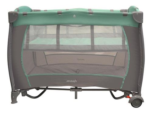 practicuna cuna avanti confort bolso + colchón + mosquitero