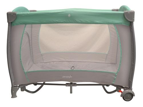 practicuna cuna avanti confort + colchón + mosquit + u.elect