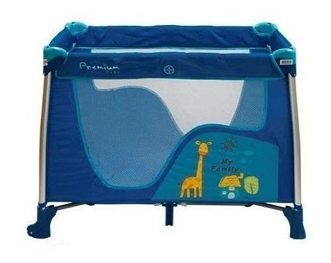 practicuna cuna nueva alturas premium baby safari + cuotas