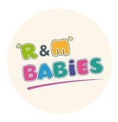 practicuna de muñecas bebesit con bolso  r&m babies