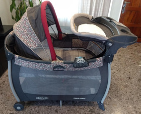 80163390a Practicuna Draco Usada Graco - Practicunas, Usado para Bebés al mejor  precio en Mercado Libre Argentina