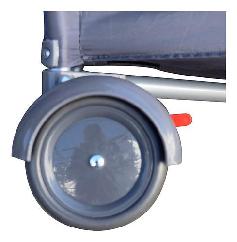 practicuna plegable megababy premium luz+sonido+vibración