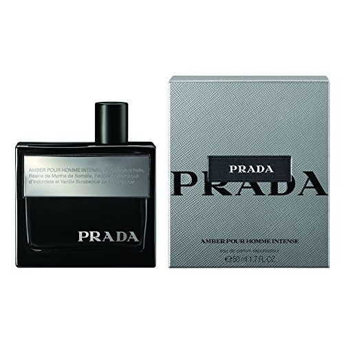Prada De Eau El Intense Para 1 HombreUn Amber Parfum Spray OTuXkPZi