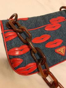 15d496cbb Bolsa Prada Jeans no Mercado Livre Brasil