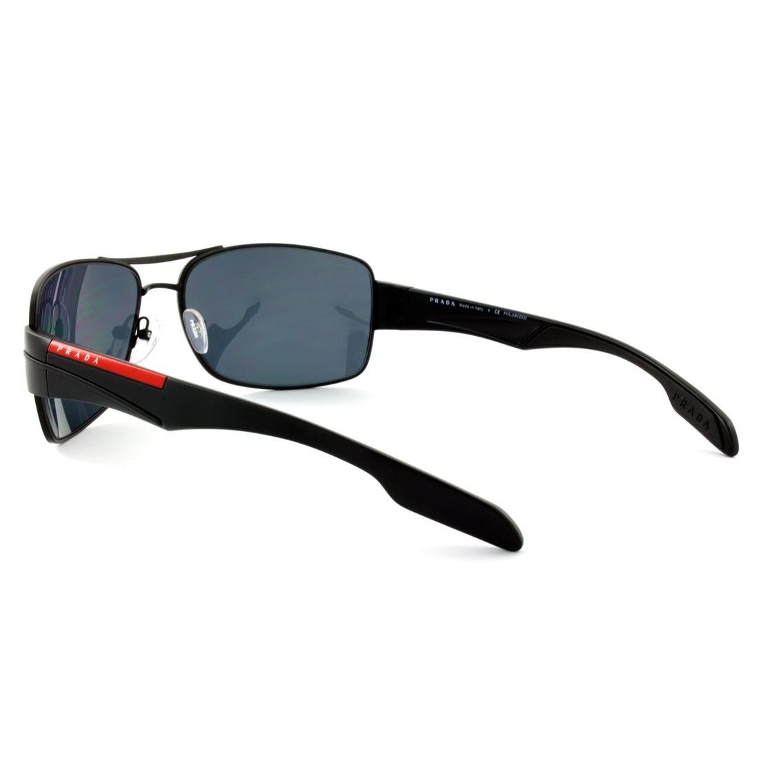 Prada Linea Rossa Eyewear Sps 53n 1bo 5z1 65 - Nota Fiscal - R  839 ... d4008f3c05