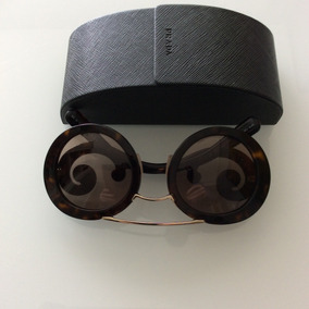 95f67b5d5 Oculos De Sol Prada Tartaruga - Óculos no Mercado Livre Brasil