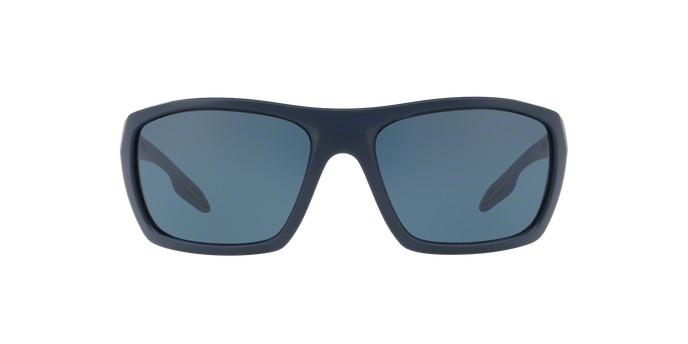 4dd5598d56631 Prada Sport Ps06ss Vy70d2 Azul Fosco Lente Azul Tam 61 - R  759