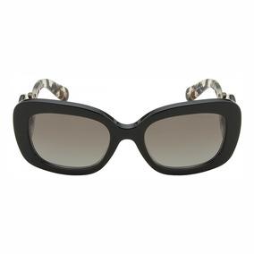 3af140c52 Óculos De Sol Prada Spr 27o Baroque Quadrado - Óculos no Mercado ...