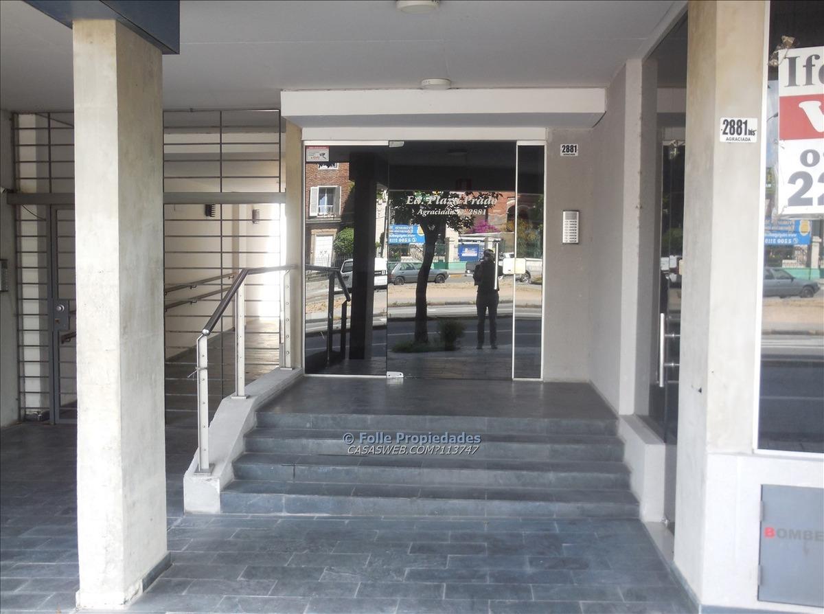 prado venta a estrenar apartamento 2 dormitorios parrillero