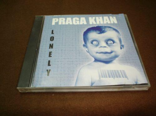 praga khan - cd album - lonely   eex