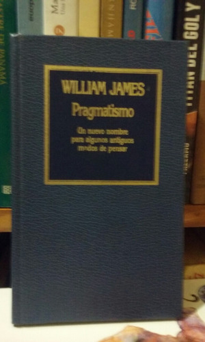 pragmatismo - william james