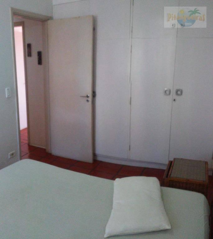 praia das pitangueiras - 3 quadras da praia - apartamento amplo. - ap3655