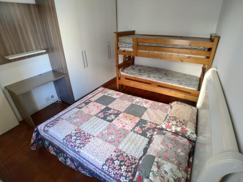 praia das pitangueiras - guarujá - próximo a praia - 1 dormitório - lazer - 2 vagas - fl0029
