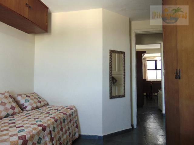 praia de astúrias - 2 quadras da praia - excelente apartamento - garagem - lazer no prédio. - ap3319