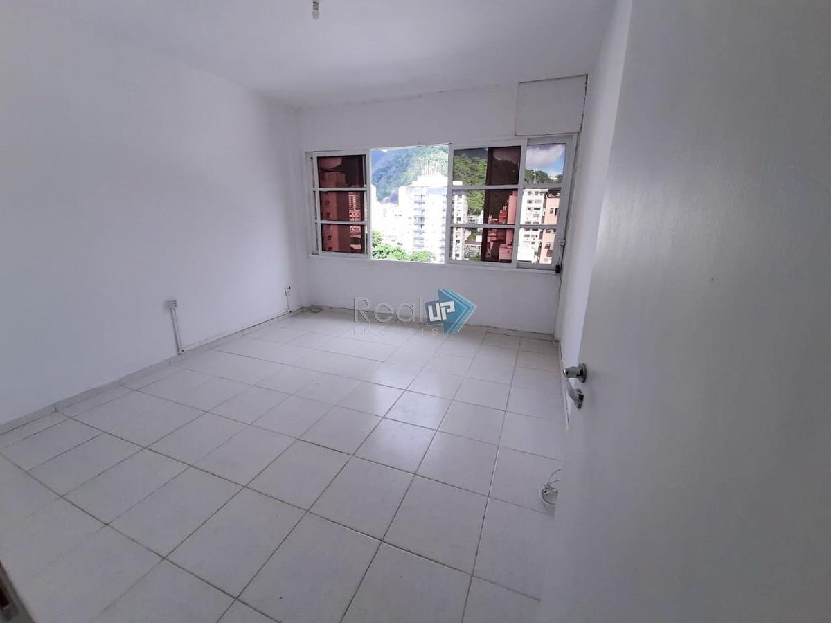 praia de botafogo conjugadão quarto/sala 30 m² - 18508