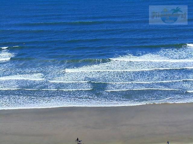 praia de pitangueiras, frente total para o mar !! - ap3506