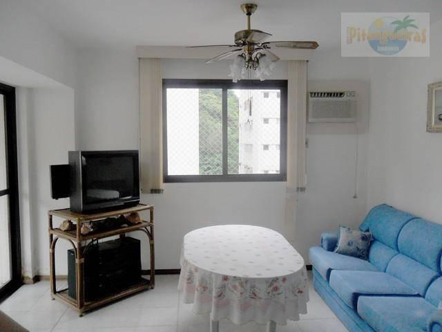 praia de pitangueiras, venda, locação anual e temporada, alto padrão, 155 m² úteis. - ap0374