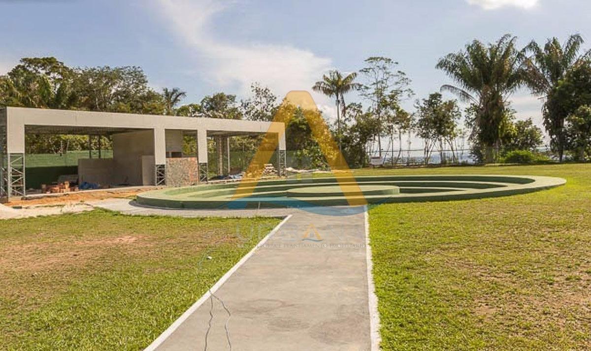 praia dos passarinhos, lote 900 m², ponta negra, manaus / am. - te00100 - 4477220