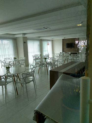 praia grande 2 quartos suíte varanda gourmet c churrasqueira