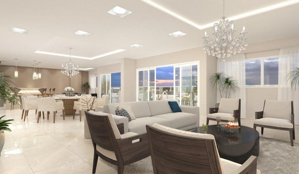 praia grande apartamento pronto para morar r$ 267mil cr5645