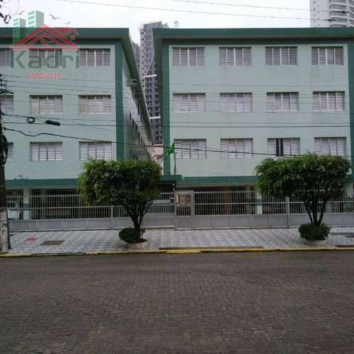 praia grande, guilhermina, apartamento 2 dormitórios - ap0834