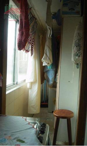 praia grande, guilhermina, apartamento 2 dormitórios - ap0841