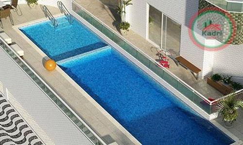 praia grande, guilhermina, empreendimento, futuro lançamento, apartamento 2 dormitórios (1 suíte). - ap0969