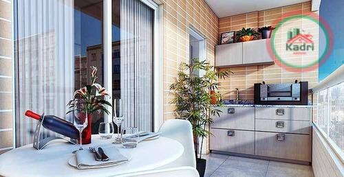 praia grande, guilhermina, empreendimento, futuro lançamento, apartamento 2 dormitórios (1 suíte). - ap1042