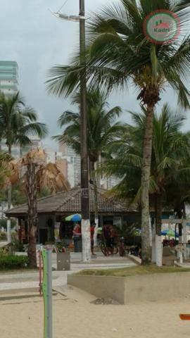 praia grande, guilhermina, kitnet, excelente localização. - kn0177