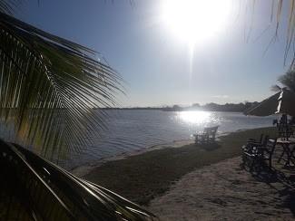 praia seca casa lindaa   lagoa e mar