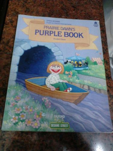 prairie dawn´s  purple book