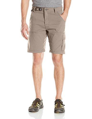 nueva llegada 43a83 aca80 Prana - Pantalon Corto Elastico Para Mujer, Color Beige, Col