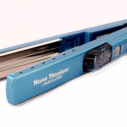 prancha chapinha bivolt profissional nano titanium até 450°f