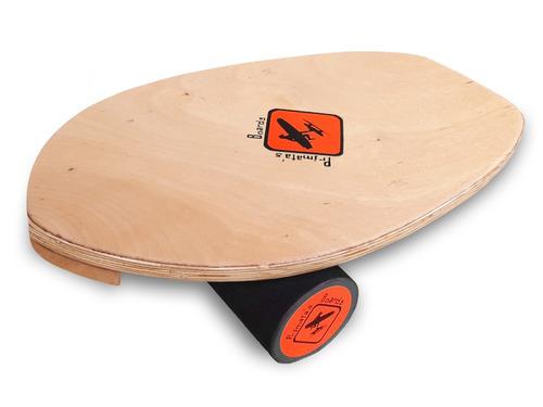 prancha de equilíbrio balance board  kit completo + tapete