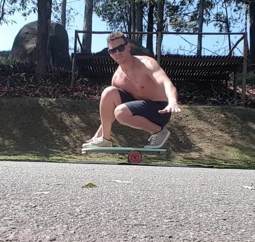 prancha de equilíbrio treino funcional balance board