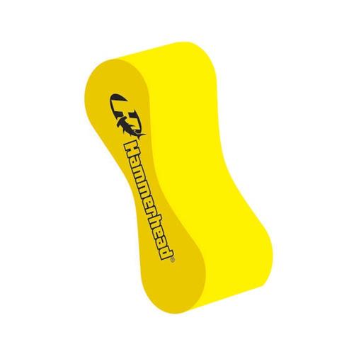 prancha de natação hammerhead pull buoy / amarelo / p