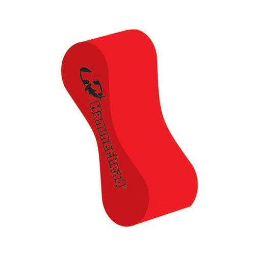 prancha de natação hammerhead pull buoy / vermelho / p