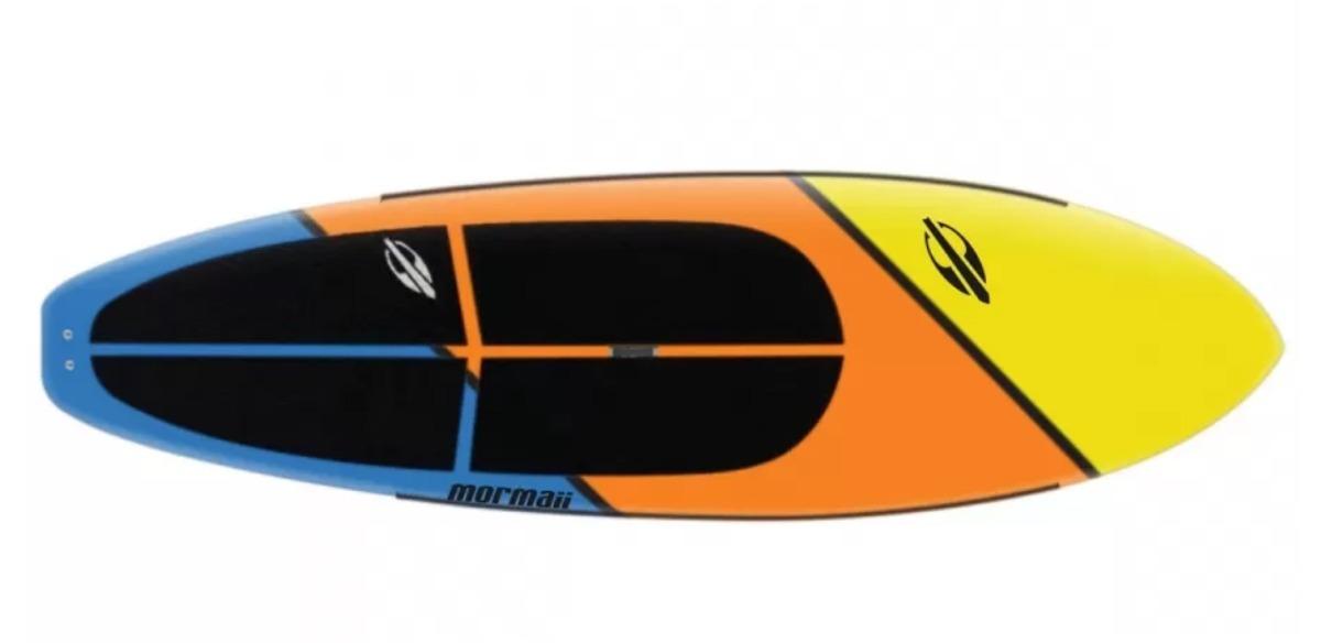 3dd616054 Prancha De Stand Up Paddle Com Remo Mormaii - 10 Pés - R  3.990