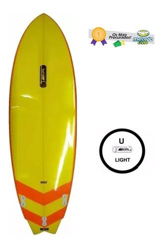 prancha de surf  fishes  fun completa  deck quilhas, leash