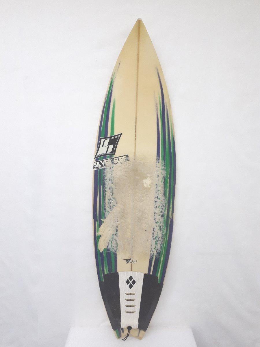 b5a207b15 Prancha De Surf Silver Surf Surfboards - 5'11 - Usada - R$ 340,00 em ...