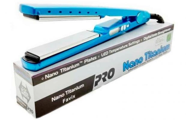 b38f924e9 Prancha Nano Titanium 230ºc Bivolt Chapinha 1/4 Até 450ºf - R$ 89,90 ...
