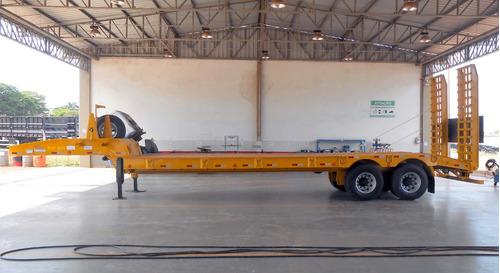 prancha reta 2 eixos jaguar rodolinea  carrega tudo - diret