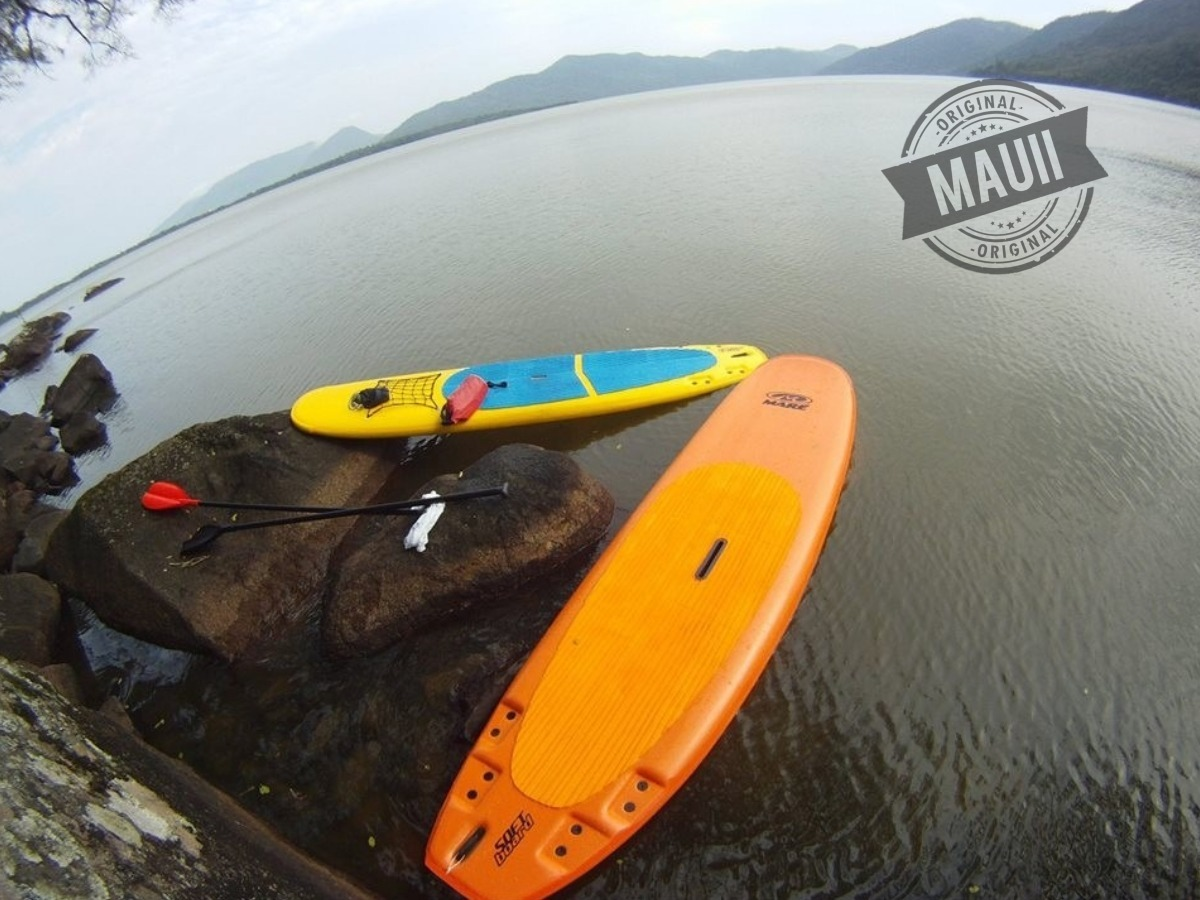 5e4238879 Prancha Stand Up Paddle 9 8 Maré + Kit Completo - R  2.184