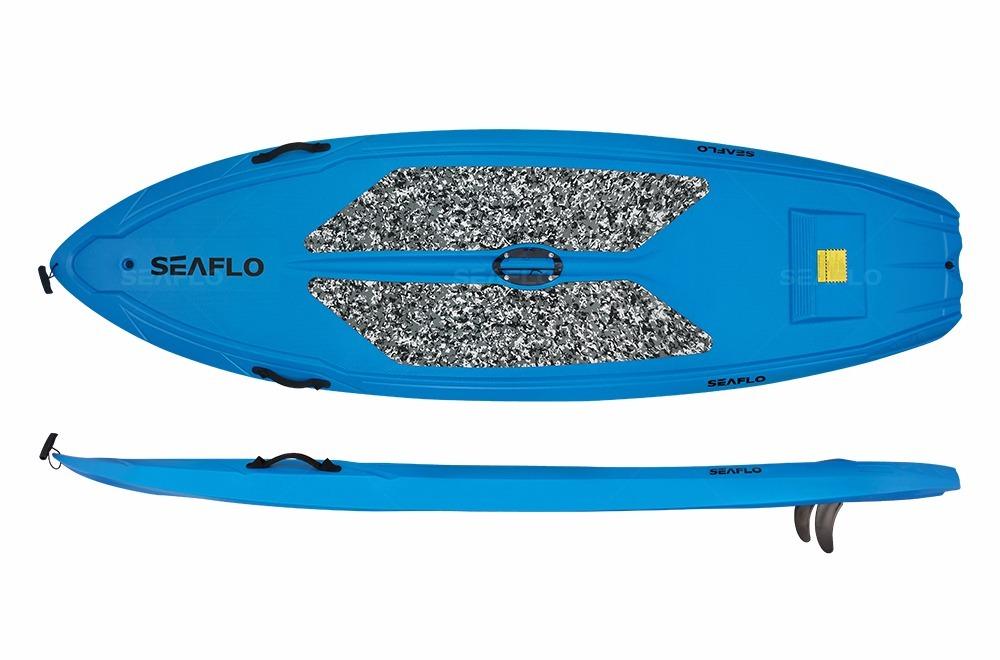 0db3c53e1 prancha stand up paddle com remo seaflo até 100kg. Carregando zoom.