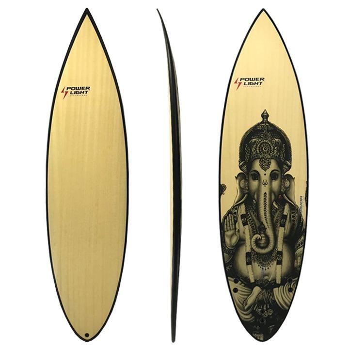 prancha surf powerlight guga arruda all around 6 0 tri quad r