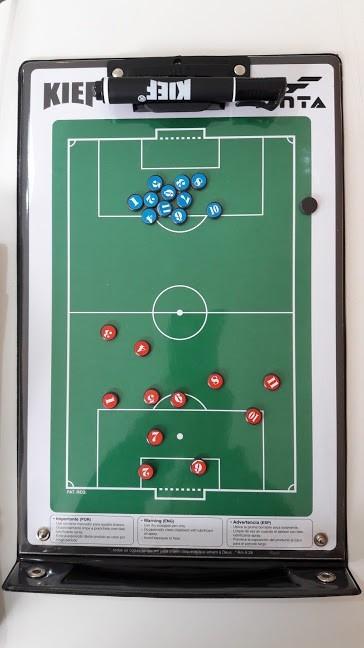 10fa22925b Prancheta Magnética Futsal - R  116