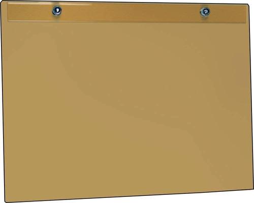 prancheta portátil desenho a4 mdf 4mm 48-a4m trident