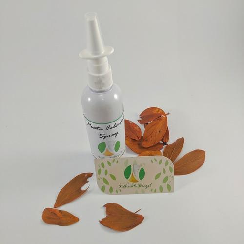 prata coloidal naturals brazil spray nasal 100ppm 120ml