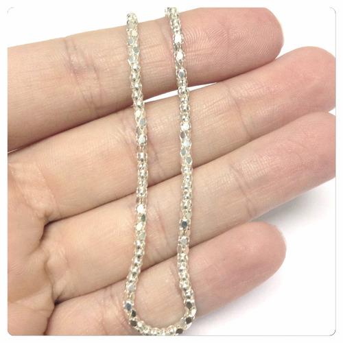 prata feminina pulseira